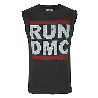 Amplified Run DMC Logo Men's Vest