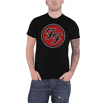 Foo Fighters T Shirt FF Band Logo Monkey Wrench new Official Mens Black