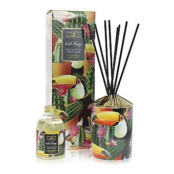 Ashleigh & Burwood Wild Things Luxus duftenden Reed Diffusor Toucan Play That Game - Mango & Nectarine
