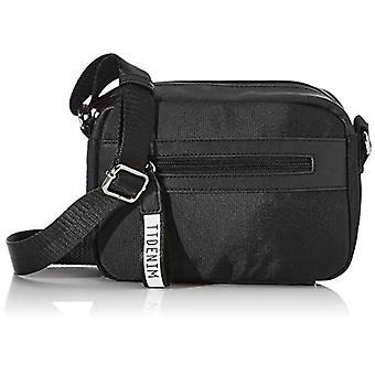 Tom Tailor Denim Zamora - Black Women's Shoulder Bags (Schwarz) 22x17x8cm (W x H L)