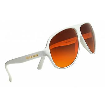 BluBlocker™ Original Aviator Sunglasses (White)