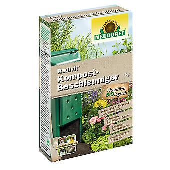 NEUDORFF Radivit Compost acceleratore, 1 kg