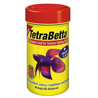 Tetra Tetra Betta 100ml (Fish , Food , Warm Water)