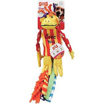 Nylabone DuraToy Fill-A-Bellie M (Hunde , Spielzeug und Sport , Kuscheltiere)