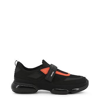 Prada Original Men All Year Sneakers - Black Color 34406