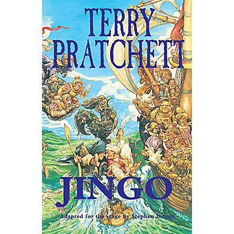 Jingo Stage -sovitus: Terry Pratchett & Edited by Stephen Briggs