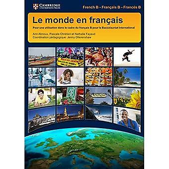 Le monde en frano�ais Student's Book