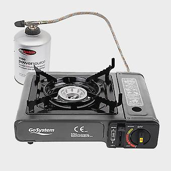 New Gogas Dynasty Multi Fuel Stove Grey