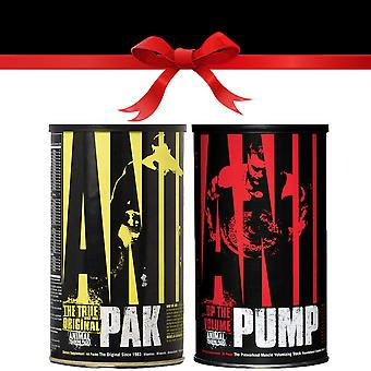 Universal Nutrition Ultimate Mass Stack - Choice of Free Gift!