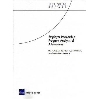Employer Partnership Program Analysis of Alternatives by Pint & Ellen M.