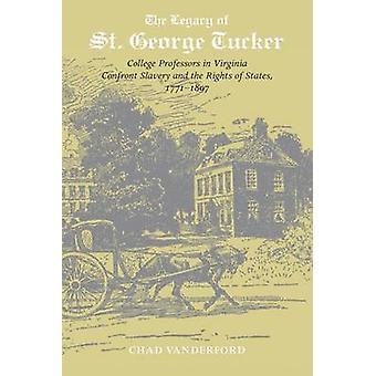 Das Vermächtnis von St. George Tucker - College-Professoren in Virginia Confr