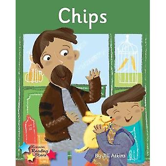 Chips - Phonics Phase 3 - 9781785918865 Book