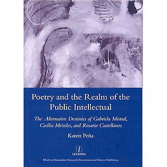 Poetry and the Realm of the Public Intellectual - The Alternative Dest
