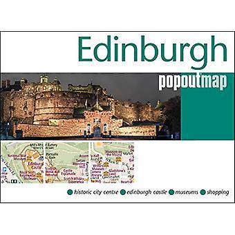 Edinburgh PopOut Map by PopOut Maps - 9781910218853 Book