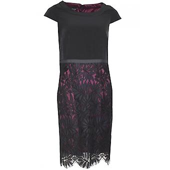 Bianca Lace Pannel Dress