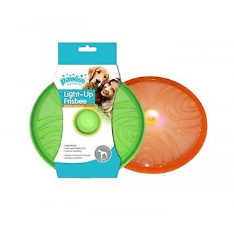 Pawise Tpr Flash Toy -Frisbee (Dogs , Toys & Sport , Balls)