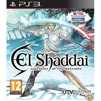 El Shaddai - Wniebowstąpienie Metatronu (PS3) - Nowy