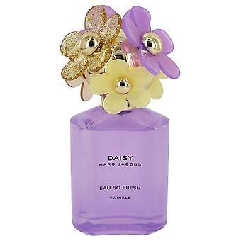 Daisy Eau So frisch funkeln Eau De Toilette Spray (Tester) von Marc Jacobs 2,5 oz Eau De Toilette Spray