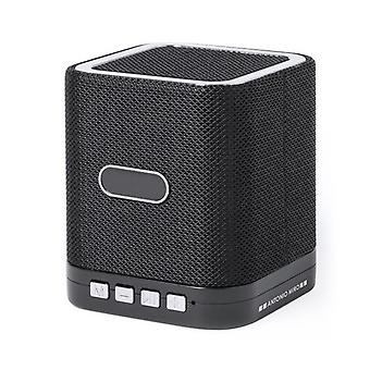 Bluetooth Speaker with Micro SD Card Slot Antonio Miró 3W 147343/Black