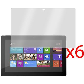 6x Screen Protector Cover per Microsoft Surface Pro 2 10.6
