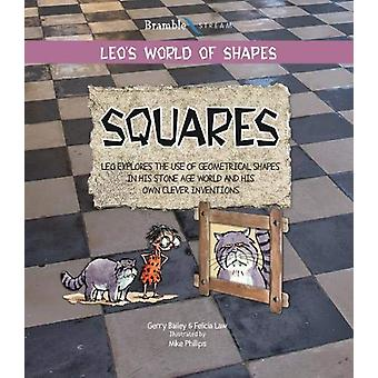 Squares by Gerry Bailey - 9781910828205 Book
