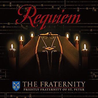Fraternity - Requiem [CD] USA import