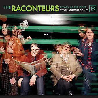 Raconteurs - Steady as She Goes / Store Bought Bones [Vinyl] USA import