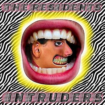 Residents - Intruders [CD] USA import