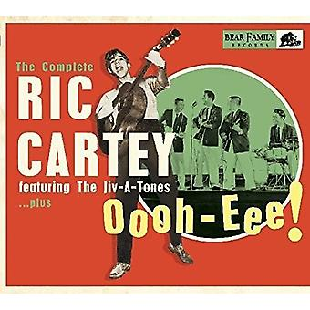 Oooh-Eee: The Complete Ric Cartey [CD] USA import