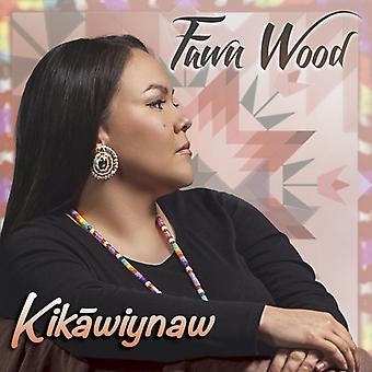 Fawn Wood - Kikawiynaw [CD] Usa import