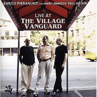 Enrico Pieranunzi - Live at the Village Vanguard [CD] USA import