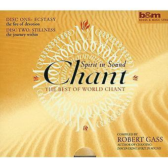 Robert Gass - Chant: Spirit in Sound [CD] USA import