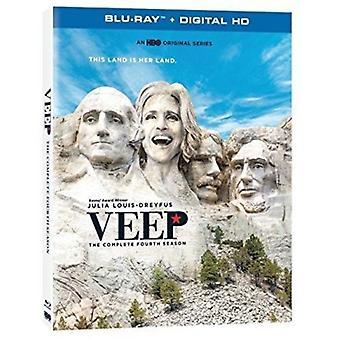 Vicepresident: Fjärde säsong [Blu-ray] USA import