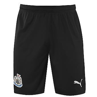 Puma Mens Newcastle United Home Shorts 2020 2021 Bottoms Fotbal Training
