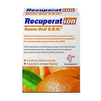 Recuperat-Ion Oral Serum (Orange Flavor) 4 packets