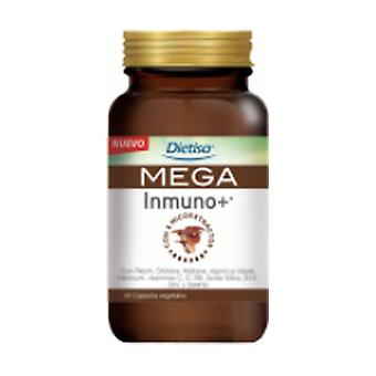 Mega Inmune 60 vegetable capsules