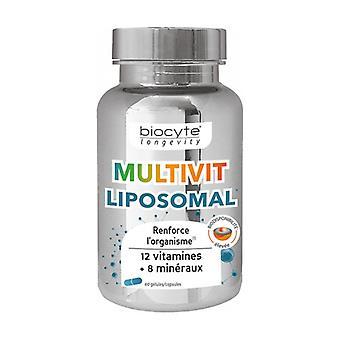 Liposomal multivit 60 capsules