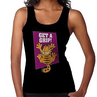 Garfield få tak på veggen kvinner ' s vest