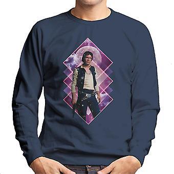 Star Wars Han Solo Space Odyssey Hommes-apos;s Sweatshirt