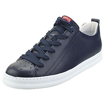 Camper Runner Vier Mens Casual Trainers in Navy White