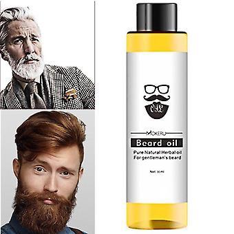 Organiczny olej do brody - Wzrost brody