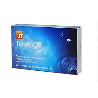JTPharma Tears Off 30 comprimidos (Dogs , Supplements)