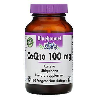 Bluebonnet Nutrition, CoQ10, 100 mg, 120 Vegetarian Softgels