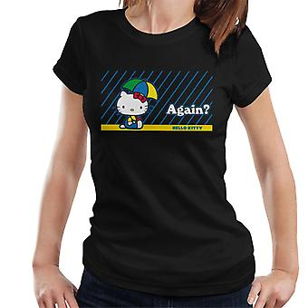 Hello Kitty Rain Again Women's T-Shirt