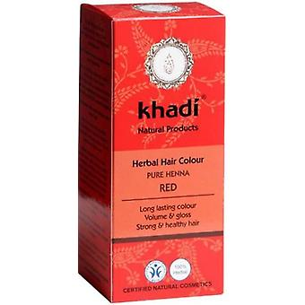 Khadi Pure Henna Color Red 100 gr