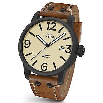 TW Steel MS46 Maverick automatic watch 48 mm