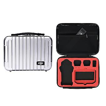 Carrying Case for Nintendo Switch Portable Travel Bag Silver