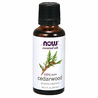 Now Foods Cedarwood Oil, 1 Oz