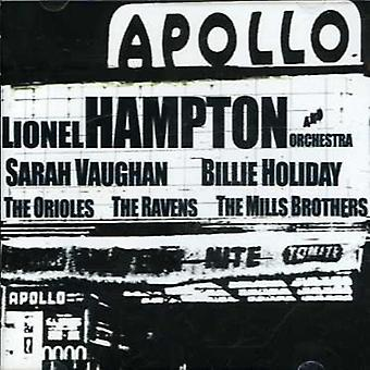 Apollo Theater - Apollo Theater [CD] USA import