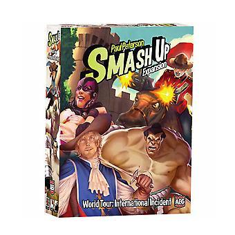 Smash Up World Tour International Incident Card Game
